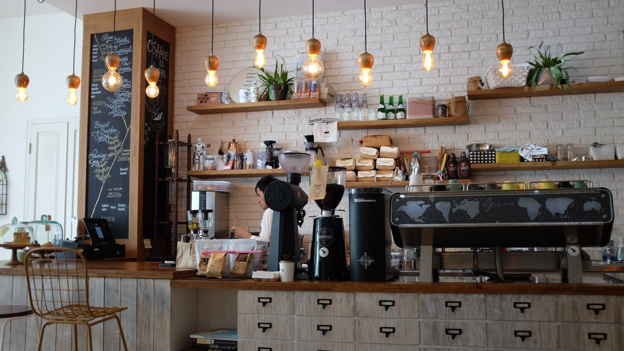 Tour d'espresso